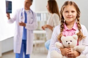 Cauda Equina Syndrome - Girl